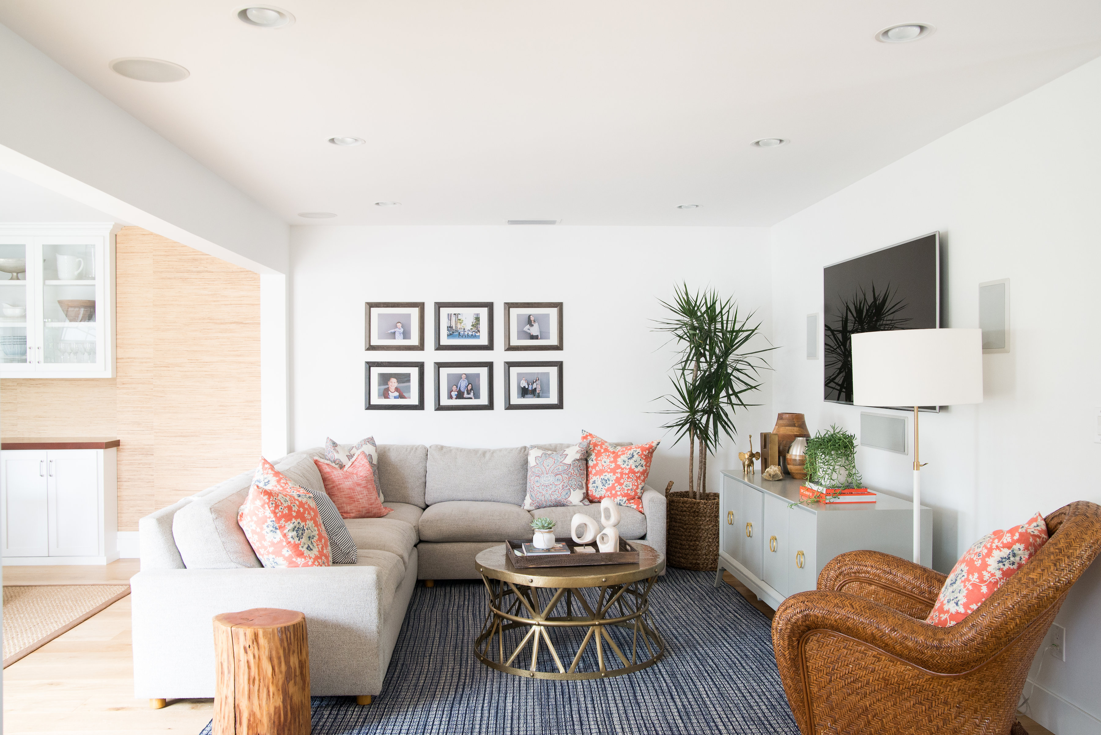 Interior Design Family Room