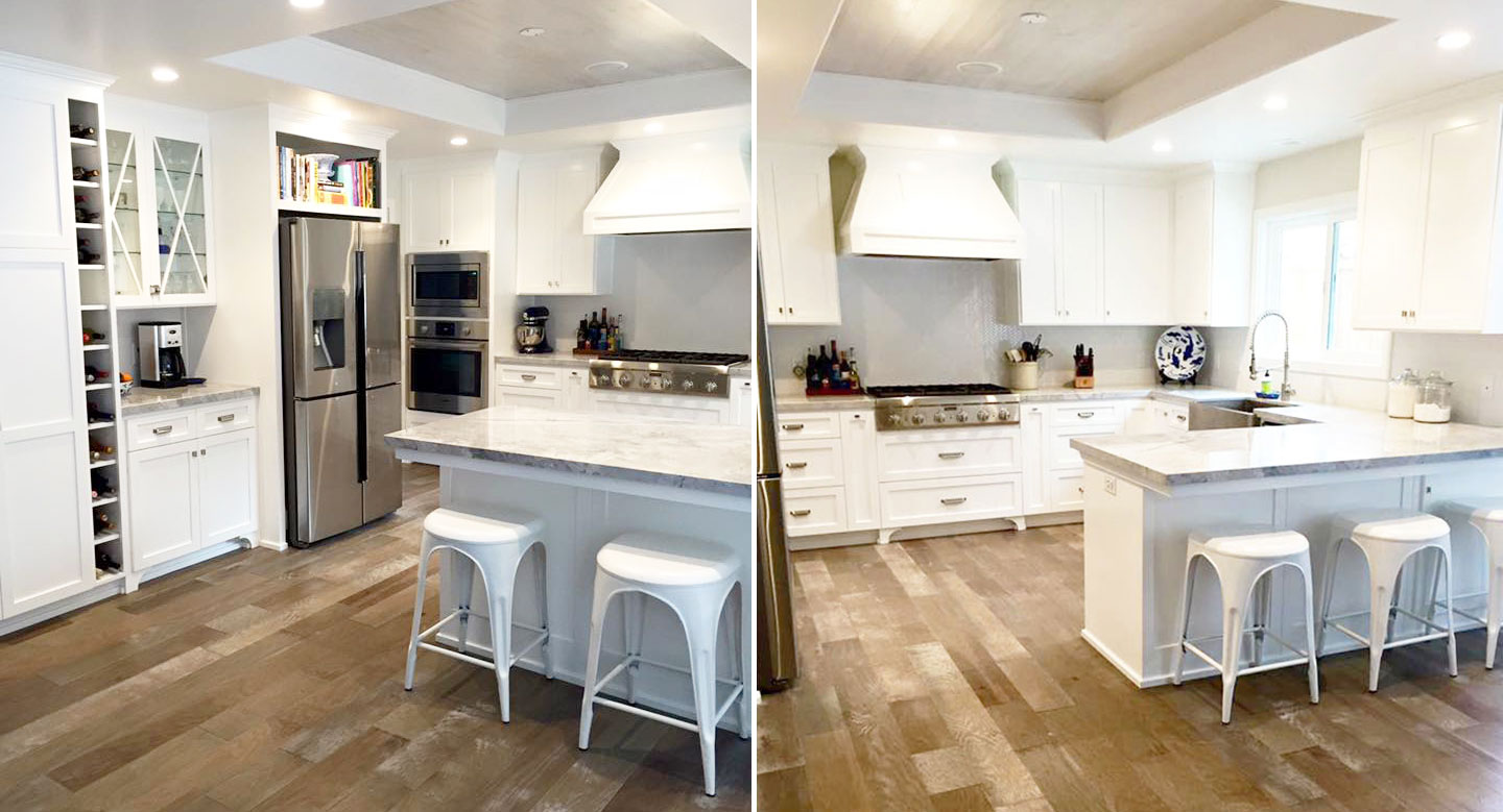 Kitchen Design  - Pismo Beach