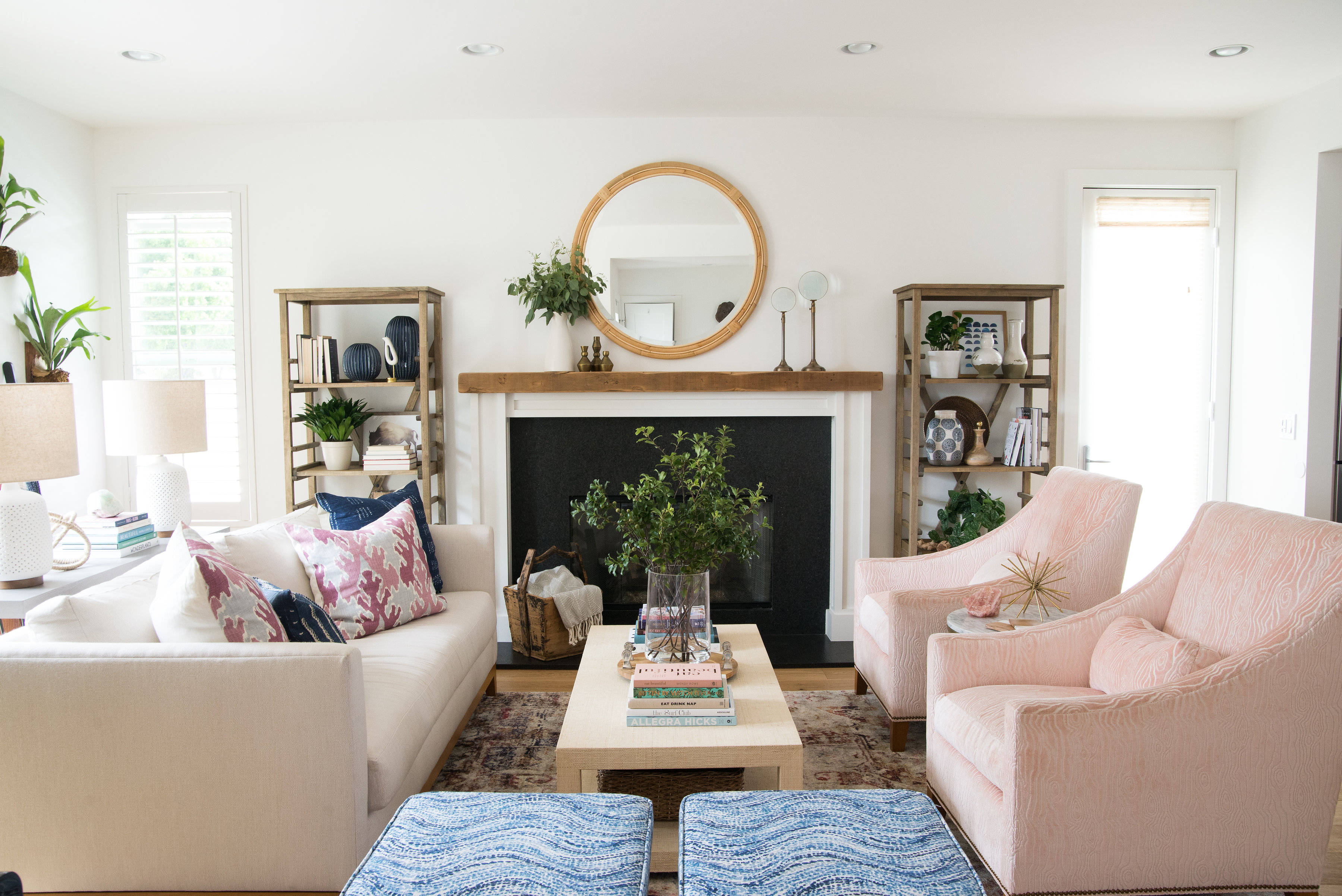 Home Design - Living Room